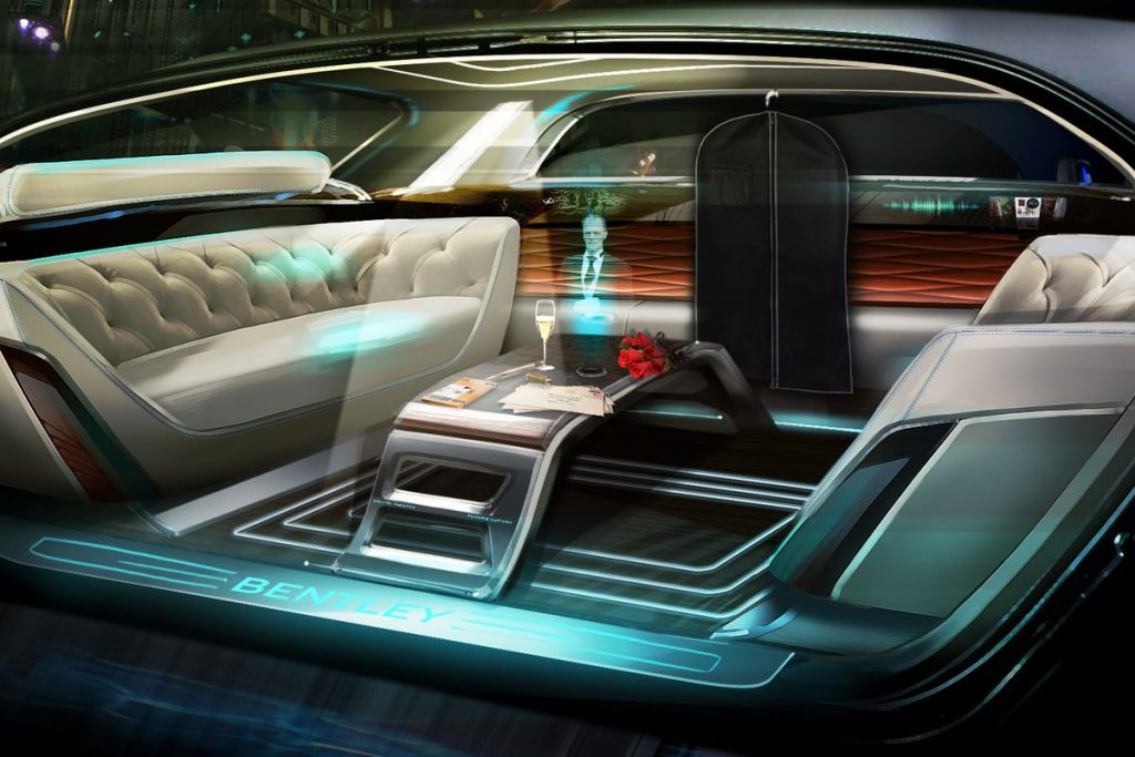 The Future of Luxury Involves Holograms